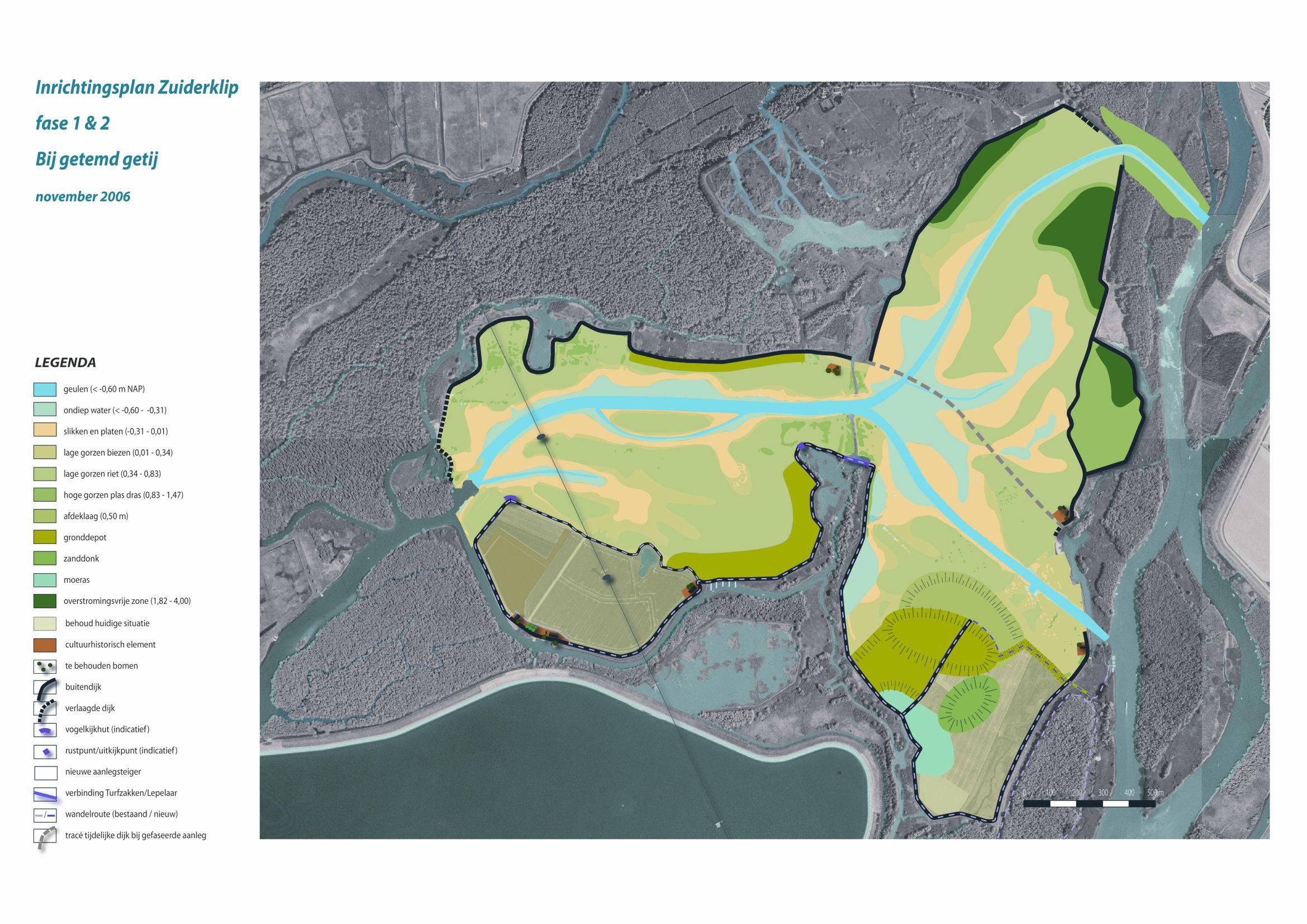natura 2000 gebieden kaart